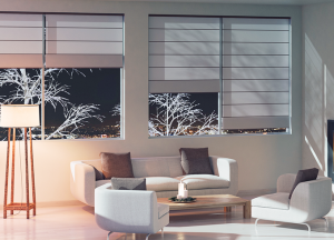 finesse blinds electric white blinds