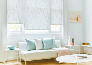 finesse blinds blue roller blinds