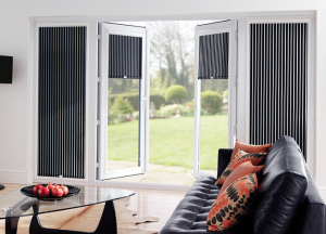finesse blinds black strip perfect fit blinds