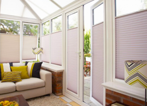 finesse blinds purple conservatory perfect fit blinds