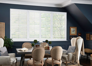 finesse blinds living room plantation shutters