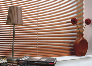 finesse blinds brown Venetian blinds
